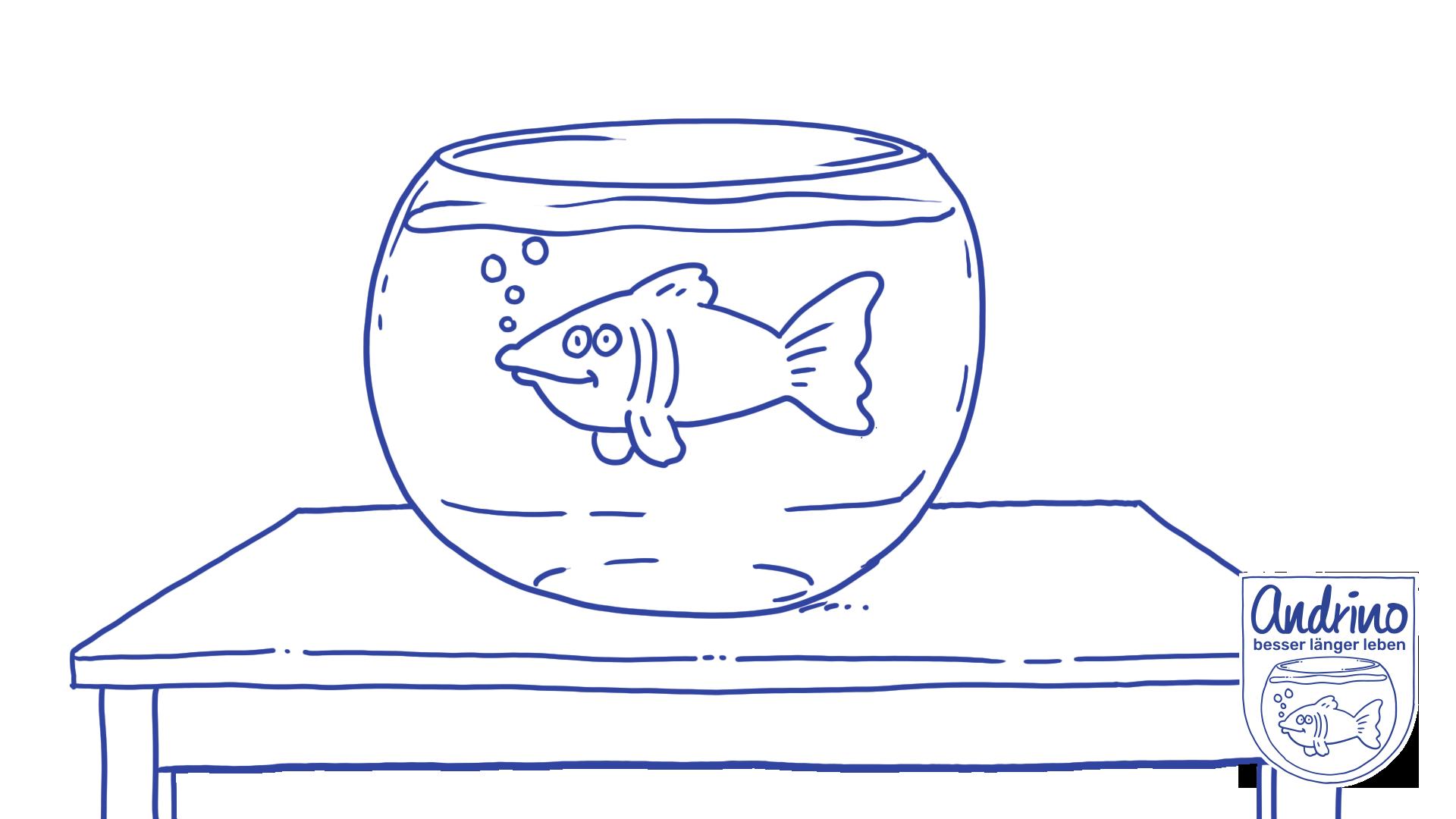 Grundgedanken der Biologischen Medizin: Der Fisch im Aquarium
