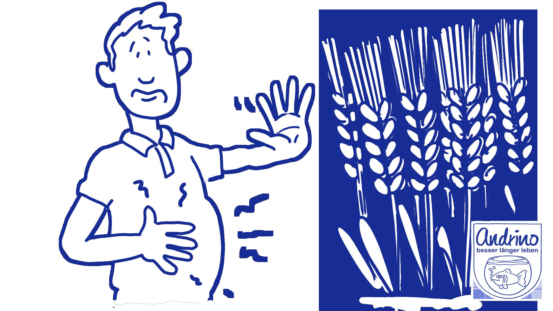 Gluten und Weizen – wertvoll aber fies