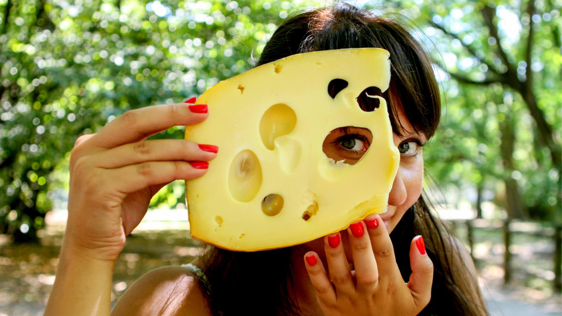 Leaky gut – Löcher wie ein Schweizer Käse?