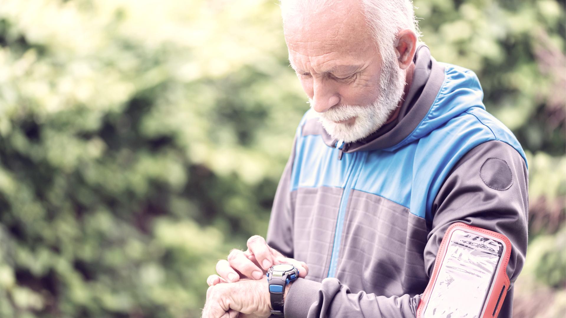 Herzraten-Variabilität (HRV): wie voll ist Ihr Stress-Akku?