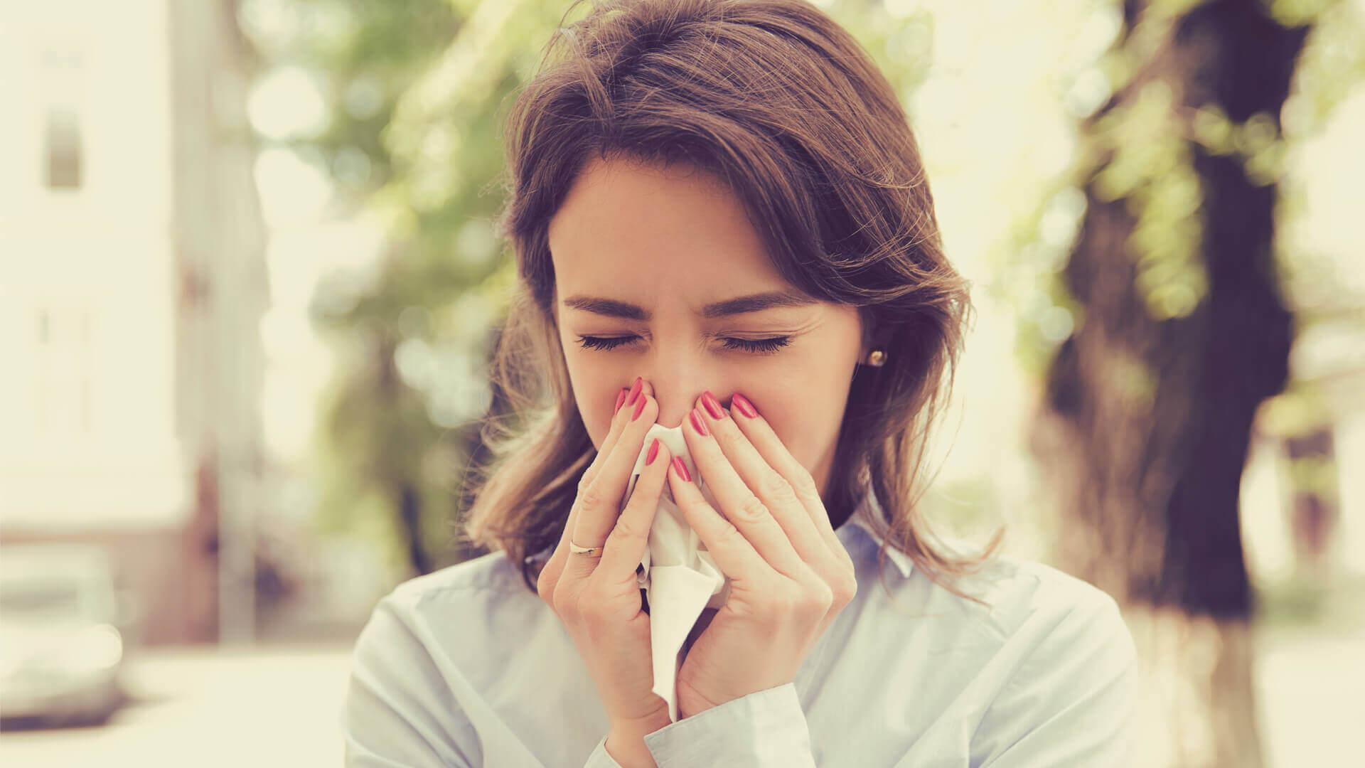 Allergie: raus aus dem Tal der Tränen