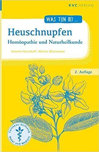 #8224_Heuschnupfen - Homöopathie und Naturheilkunde
