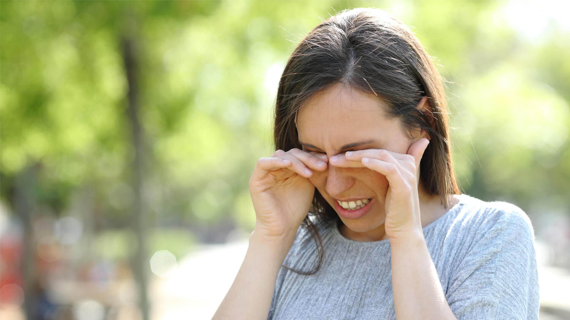 Allergie-Symptome: Mehr als nur Heuschnupfen